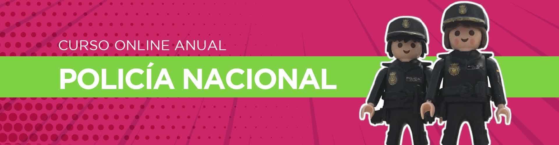 Academia de Policía Nacional online Fonseca
