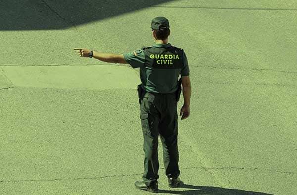 Oposiciones Guardia Civil Vigo